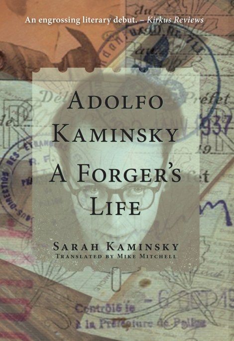 Release date set for Adolfo Kaminsky, A Forger's Life