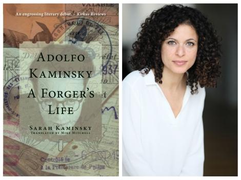 "Association of Jewish Libraries reviews ""Adolfo Kaminsky, A Forger'sLife"""