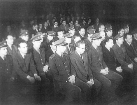 Recently uncovered film footage shows infamous Slánský Trial, a Stalinist purge